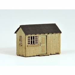 Tool shed, green. JOSWOOD 21004