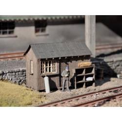 Caseta del guardavías. JOSWOOD 19007