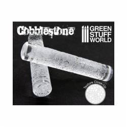 Rolling pin cobblestone. GREEN STUFF WORLD 1163