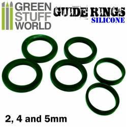 Guide Rings. GREEN STUFF WORLD 1444