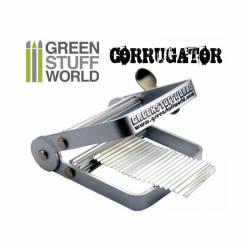 Corrugator.