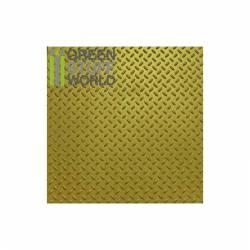 Plancha diamantada. GREEN STUFF WORLD 1100