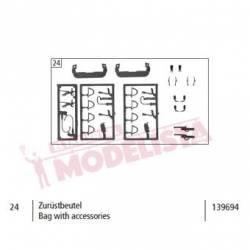 Bolsa de accesorios, RENFE 333. ROCO 139694