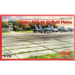 Soviet PAG-14 Airfield Plates. ICM 72214
