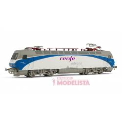 Locomotive 252.013. Renfe Integria.