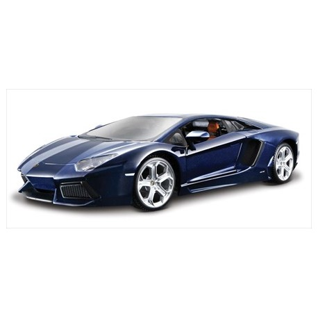 Lamborghini Aventador LP 700-4. BBURAGO 11033