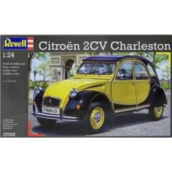 Citröen 2CV Charleston.