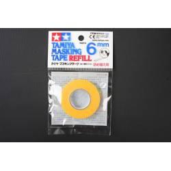 Masking tape 6 mm. TAMIYA 87033
