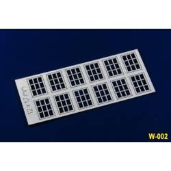 Ventanas, 12x17 mm. PROSES W002