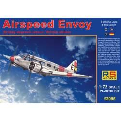Airspeed Envoy.