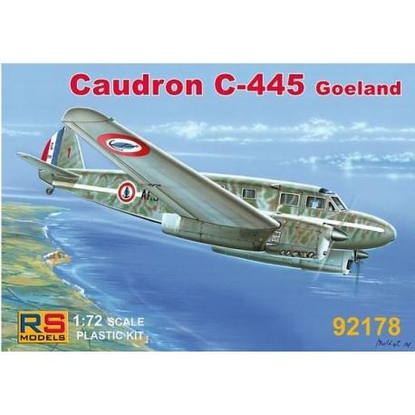 Caudron C-445 Goeland. RS MODELS 92178