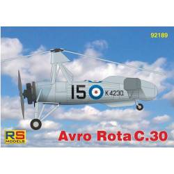 Avro Rota C.30. RS MODELS 92189