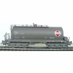 Cisterna de bogies CAMPSA, RENFE. KTRAIN 0714N