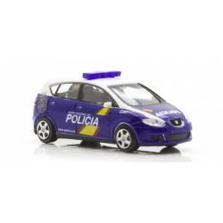 "Seat Altea ""Policia Nacional""."