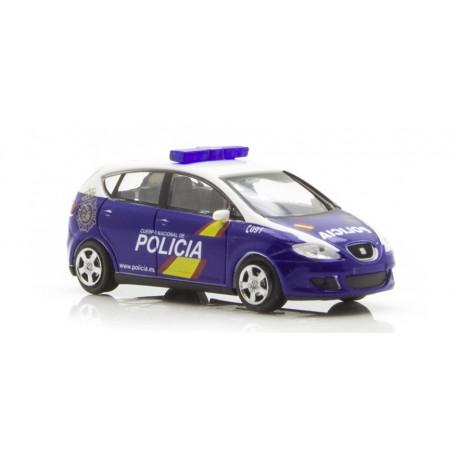 "Seat Altea ""Policia Nacional"". RIETZE 51339"