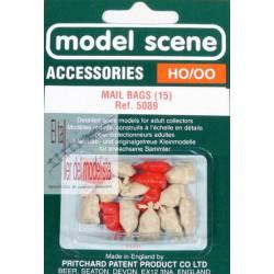 Sacas de correo. MODEL SCENE 5089