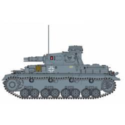 Pz.Kpfw.IV Ausf.D. DRAGON 6873