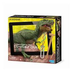 Tyrannosaurus Rex: ADN.