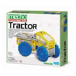 Tractor motorizado. 4M 00-03406