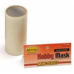 Adhesive masking film, Artool Hobby Mini. 450 cm.