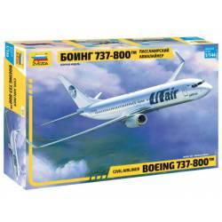Boeing 737-800. ZVEZDA 7019