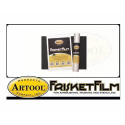 Low tack masking film, Artool Frisket Film. IWATA F301