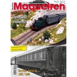 Revista Maquetren, nº 291. Mayo 2017