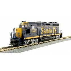 Locomotora EMD GP35 Santa Fe. KATO 37-3022