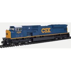 Locomotora diésel EMD SD80MAC CSX. KATO 37-6373