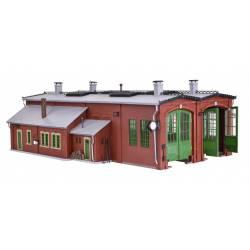 Depósito de locomotoras. VOLLMER 45752
