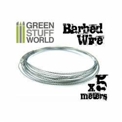 Barbed wire. GREEN STUFF WORLD 366019