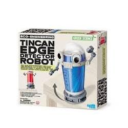 Robot-detector de bordes. 4M 00-03370