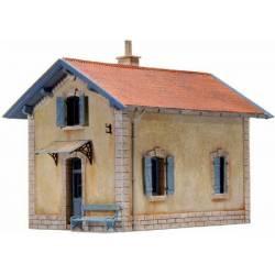 Casa del guardavías.