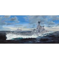 Crucero de batalla HMS Hood. TRUMPETER 03710