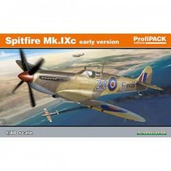 Spitfire Mk.IXc, early version. EDUARD 8282