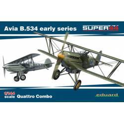 Avia B.534. EDUARD 4451