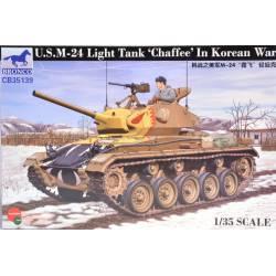 """M24 """"Chaffee"""". BRONCO CB35139"""