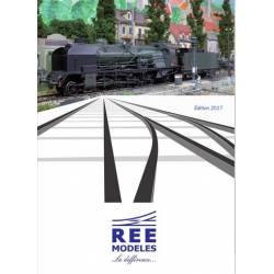 Catálogo REE MODELES 2017