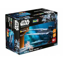 Star Wars: Rebel U-Wing Figther. REVELL 06755