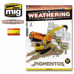 The Weathering Magazine #18: Pigmentos. AMIG 4018