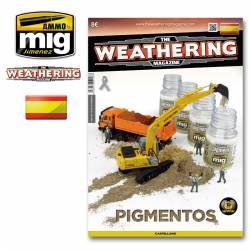 The Weathering Magazine #19: Pigmentos. AMIG 4018
