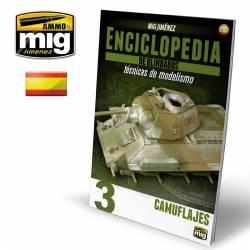 Enciclopedia de blindados. Vol.3: Camuflajes. AMIG 6162