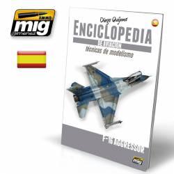 Enciclopedia modelismo de aviación. Vol.6: F-16