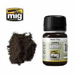 Pigmento escoria metálica. 35 ml. AMIG 3020