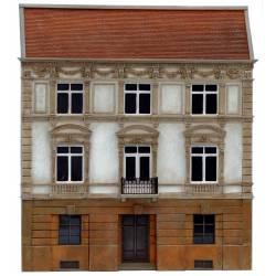 Fachada de edificio. ARTITEC 10.261