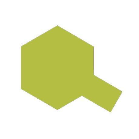 Flat yellow green, 10 ml. TAMIYA XF-4