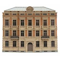 Fachada de edificio. ARTITEC 14.140
