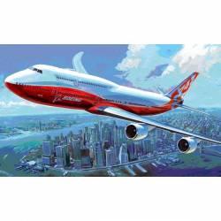 Boeing 747-8. ZVEZDA 7010