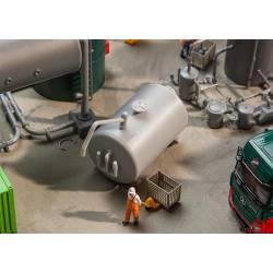 Oil tank. FALLER 180943