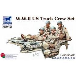 US truck crew set. BRONCO MODELS CB35159
